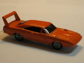 Collectible Diecast Hot Wheels Dodge Charger Daytona Toy Car