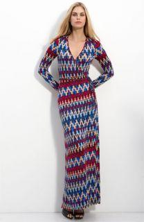 Presley Skye Print Maxi Dress