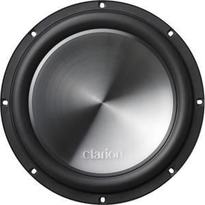 New Clarion WG3010 12 Single 4 Ohm Car Audio Subwoofer 729218018750