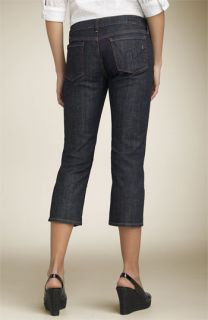Citizens of Humanity Kelly Crop Stretch Jeans (Dark Paris Wash)