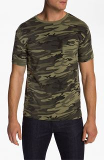 Obey Camo Pocket T Shirt