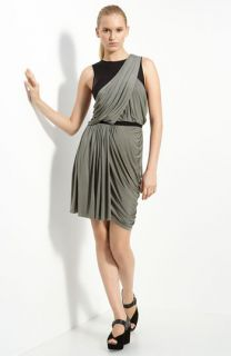 Alexander Wang Asymmetrical Drape Dress