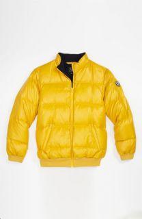 Brooks Brothers Convertible Down Jacket (Big Boys)