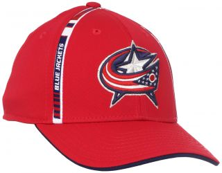 Columbus Blue Jackets Reebok Structured Flex Fit Hat M085Z Sz L XL
