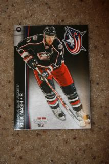 Fathead NHL Tradeables Rick Nash Columbus Blue Jackets