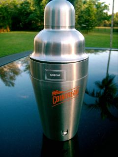 COINTREAU STAINLESS STEEL COCKTAIL SHAKER RECIPES ON SHAKER TWIST
