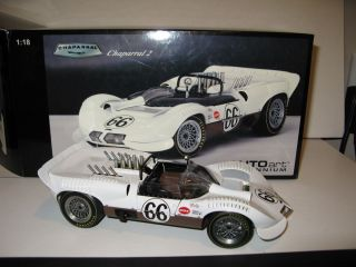 Chaparral 2 Auto Art 1 18 Millennium Mint in box Jim Hall 1965