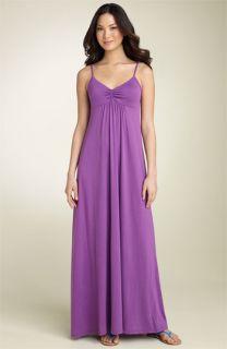 Stem Knit Maxi Dress