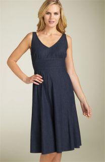 Jones New York Sport Cotton Denim Dress