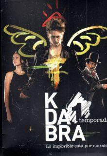 Kdabra 1 Temporada Novela Colombiana 4 DVDs 566 MIN