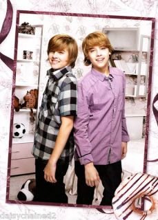 Dylan and Cole Sprouse New Pin Up Mini Poster