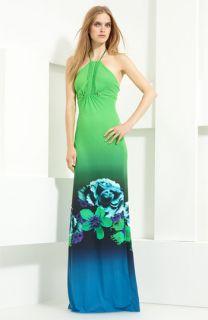Roberto Cavalli Jersey Maxi Dress