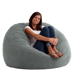 Comfort Research Fuf 4 Large Comfort Suede Bean Bag