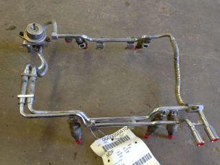 1996 Ford Mustang Fuel Rail Injectors F1ZZ9F593B