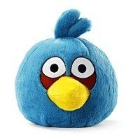 Blue Bird 5 Plush with Sound Tag Rovio Commonwealth Toy New