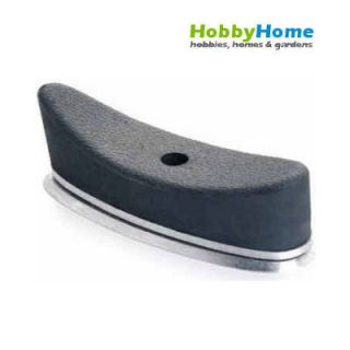 Adjustable Alloy Backed Recoil Pad Hunting Clay Pigeon Shooting