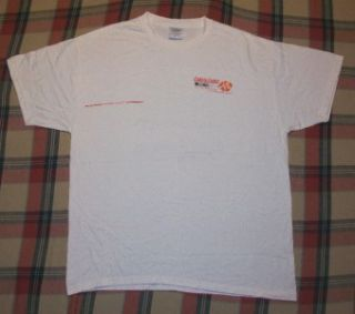 Georgia Clay Pigeon Shooting Championships T Shirt L Shotgun Hunting