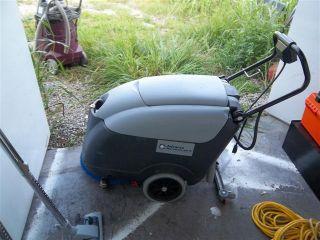 Nilfisk Advance Micromatic Floor Scrubber Buffer Cleaner Model 1M17E