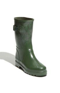 MICHAEL Michael Kors Logo   Mid Rain Boot