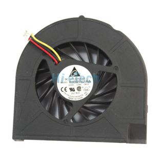New Laptop CPU Fan for HP Compaq Presario CQ50 CQ60 Black