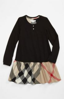Burberry Drop Waist Dress (Little Girls & Big Girls)
