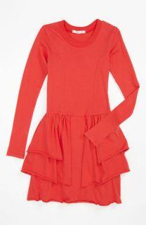 Joah Love Bustle Dress (Little Girls & Big Girls)