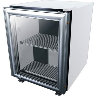 Beverage Display Cooler ~ Compact Commercial Glass Door Refrigerator
