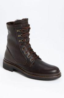 BOSS Black Russon Plain Toe Boot