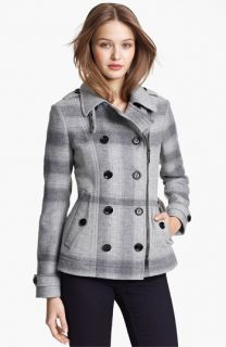 Burberry Brit Cranside Double Breasted Coat