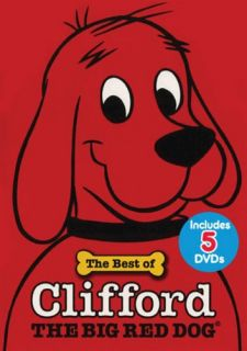 the best of clifford the big red dog 2000 dvd