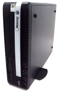 S26 Gateway E2300 Desktop PC Computer Tower Celeron 2 66GHz 1GB 40GB