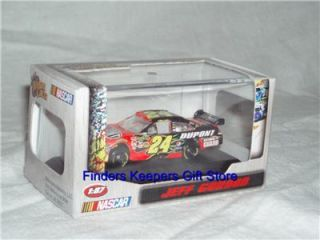 jeff gordon diecast car collectible merchandise nascar dupont toy cot