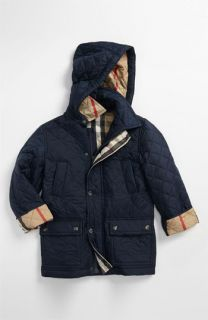 Burberry Quilted Jacket (Big Boys)