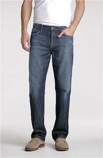 Lucky Brand Classic Straight Leg Jeans (Ol Lipservice)