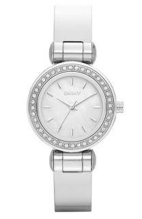 DKNY Glitz Small Round Dial Bangle Watch