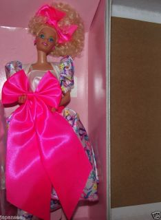 Barbie Style Collector Doll Special Edition Limited Ed 5315 1990