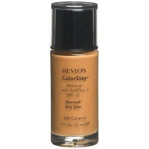 Revlon Colorstay w SoftFlex 400 Caramel Normal Dry Skin
