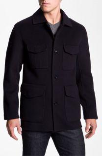 Vince Wool Blend Worker Jacket