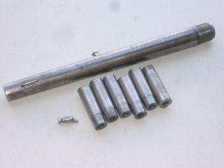 Colt SAA 22LR 45LC Caliber Conversion Set Barrel Inserts Firing Pin