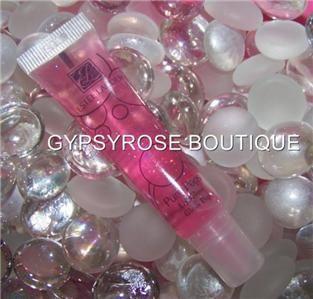 Estee Lauder Pure Pops Lip Gloss Pink Cupcake GWP Travel Mini Scented