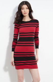 French Connection Jag Stripe Jersey Dress