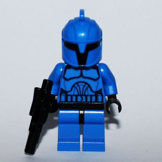 Star Wars lego the clone wars SENATE COMMANDO trooper rare NEW 8128