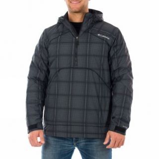 Columbia Antler Falls 3 Pullover Jacket Mouse Grey Padded Jacket Mens