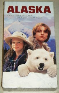 Alaska SEALED VHS Movie Columbia Tristar 1996 Thora Birch Vincent