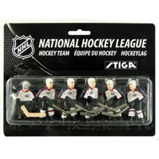 Stiga Columbus Blue Jackets Table Top NHL Hockey Players
