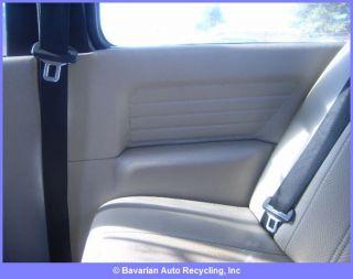 BMW 325i 2dr E30 Interior Door Panel Assembly R R