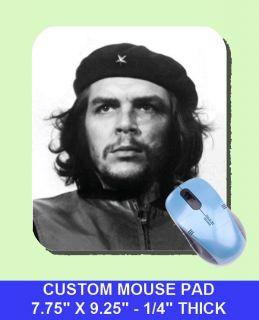 El Che Guevara Cuba Revolution Computer Mouse Pad New