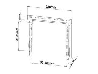 DMP 23 37 s Slim LCD Plasma LED TV Wall Mount Bracket