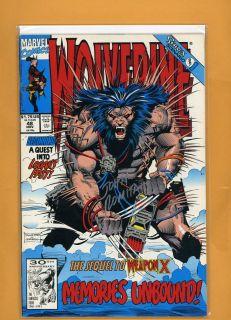 Romita SR Wolverine 48 Hand Signed Autograph Comic Book COA
