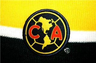 club america gorro beanie las aguilas mexican soccer